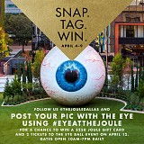 Eye at The Joule Social Media Contest