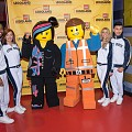The LEGO Movie 4D Premiere at LEGOLAND Discovery Center